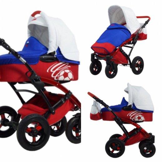 Детская коляска, tako laret flag, 2в1. Фото 1. Краснодар.