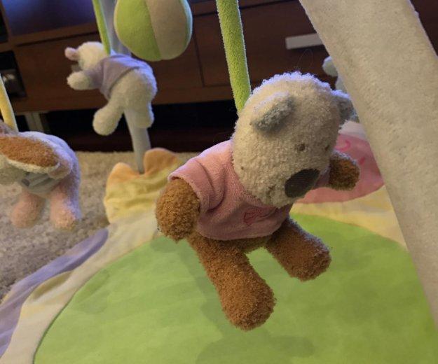 Игровой коврик для малышей. Фото 2. Санкт-Петербург.