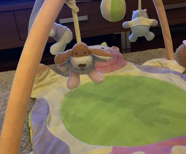 Игровой коврик для малышей. Фото 3. Санкт-Петербург.