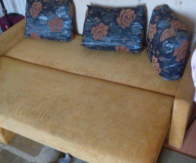 Угловой диван в хорошем состоянии. Фото 4. Калининград.