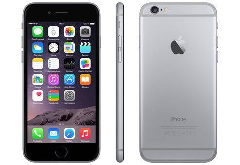 Iphone 6s 128gb новый. Фото 1. Уфа.