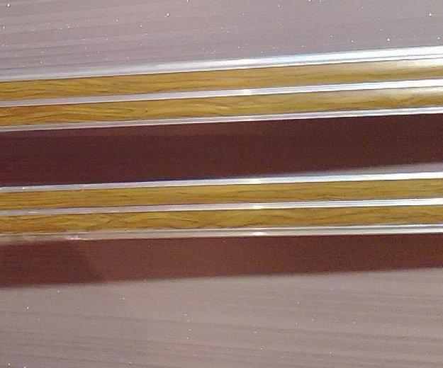 Карнизы б/у цвет вишня 2 шт. Фото 2. Вологда.