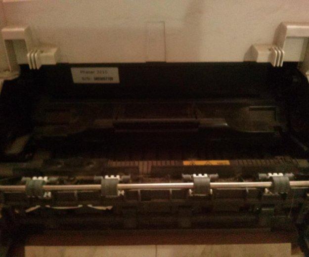 Принтер xerox phaser 3210. Фото 4. Астрахань.