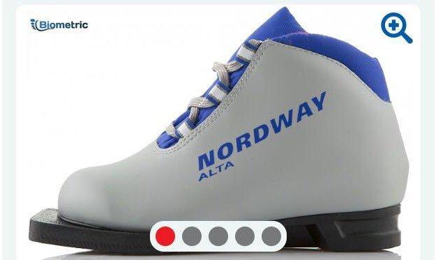 Полный лыжный комплект norway xc classic р 37-38. Фото 1. Москва.