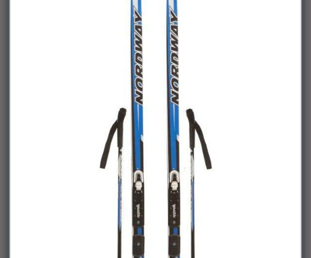 Полный лыжный комплект norway xc classic р 37-38. Фото 2. Москва.