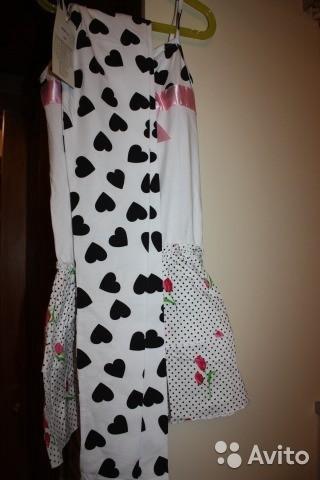 Новый комплект платье с лосинами. Фото 2. Москва.