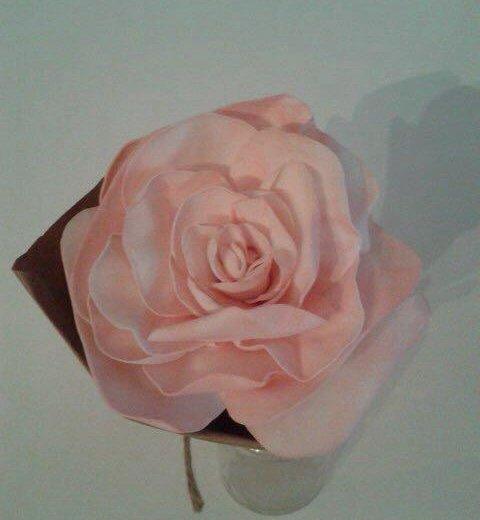Роза. Фото 1. Москва.