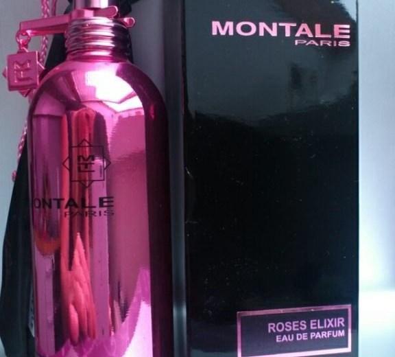 Montale rose elexir 100 ml новые. Фото 1. Москва.