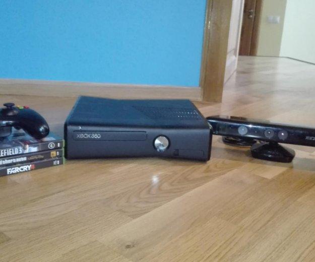 Xbox 360 c kinect , xbox live и играми. Фото 2. Малаховка.