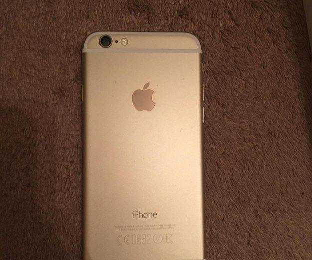 Iphone 6 gold 64gb. Фото 2. Санкт-Петербург.