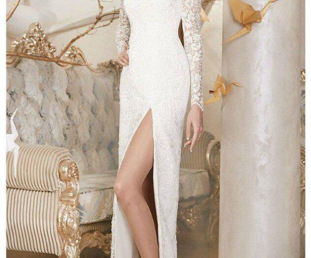 Свадебное платье новое. Фото 1. Санкт-Петербург.