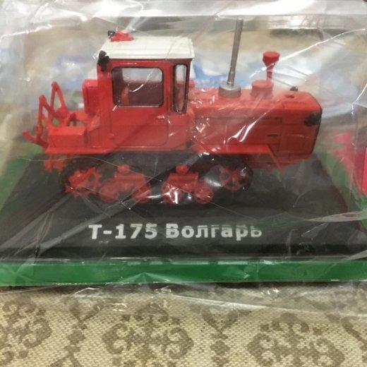 Модельки тракторов. Фото 3. Ессентукская.