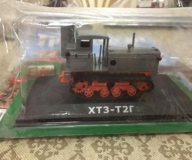 Модельки тракторов. Фото 2. Ессентукская.