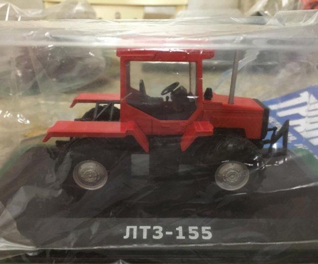 Модельки тракторов. Фото 1. Ессентукская.