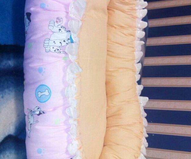 Кокон люлька для новорожденного,  бортики для сна. Фото 2. Москва.