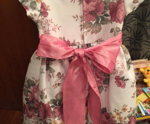 Праздничное платье для девочки. Фото 1. Москва.