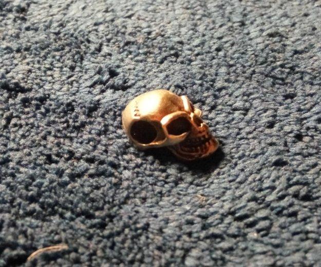 Шарм череп + подарок. Фото 1. Москва.