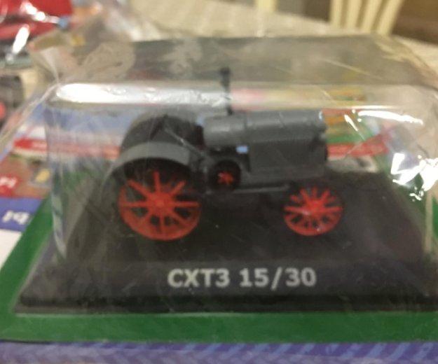 Модельки трактор. Фото 2. Ессентукская.