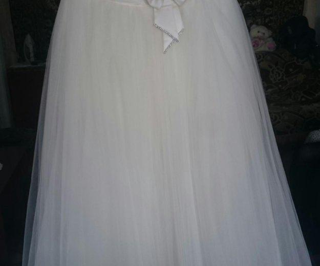 Свадебное платье. Фото 3. Новочеркасск.