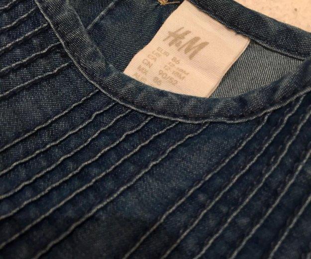 Платье джинсовое. Фото 2. Красногорск.