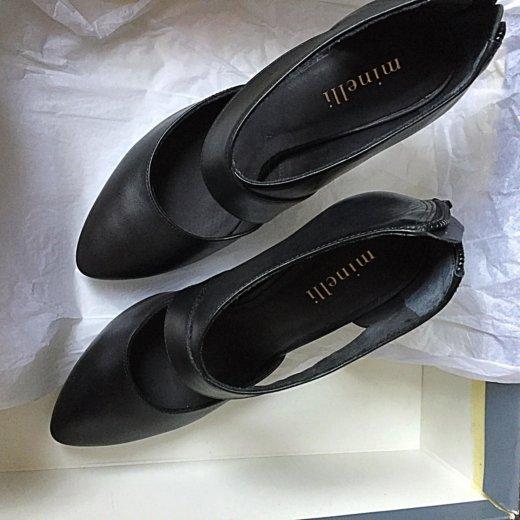 Женские туфли minelli 36 размер. Фото 4. Мытищи.