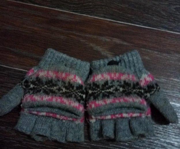Перчатки- варежки. Фото 1. Иваново.