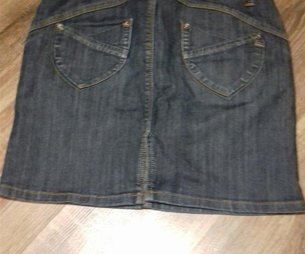 Юбка джинса. Фото 1. Москва.