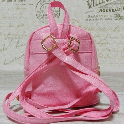 Розовый рюкзачок. Фото 3. Москва.