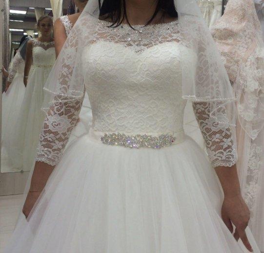 Свадебное платье. Фото 2. Дзержинск.