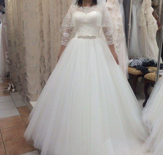 Свадебное платье. Фото 1. Дзержинск.