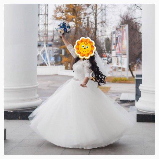 Свадебное платье. Фото 4. Дзержинск.