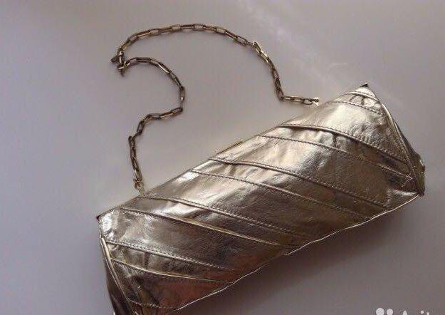 Кожаная сумка / клатч aldo. Фото 1. Москва.