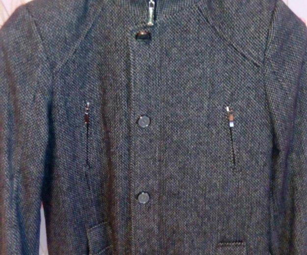 Пальто на мальчика. Фото 1. Москва.