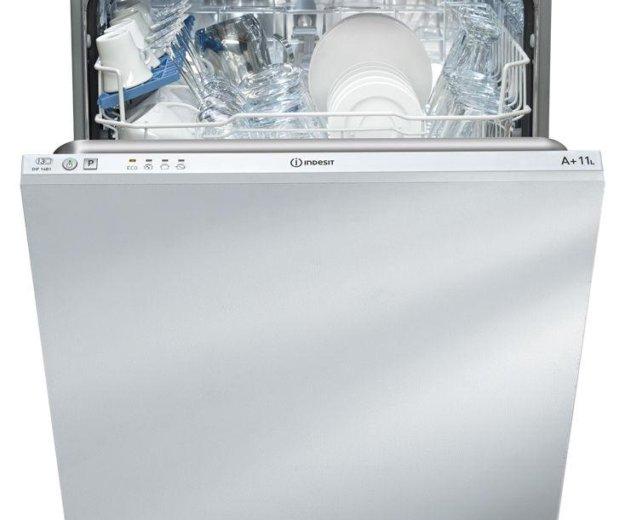 Посудомоечная индезит на 14 комплектов. Фото 1.