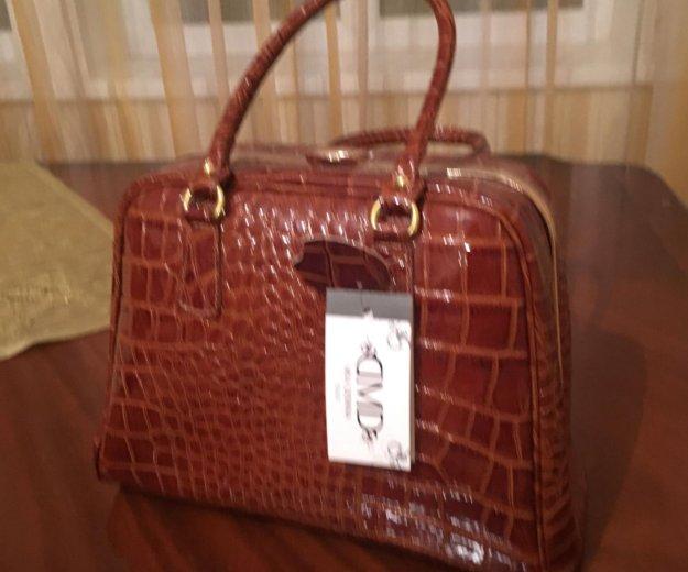 Итальянская сумка dmd. Фото 2. Москва.