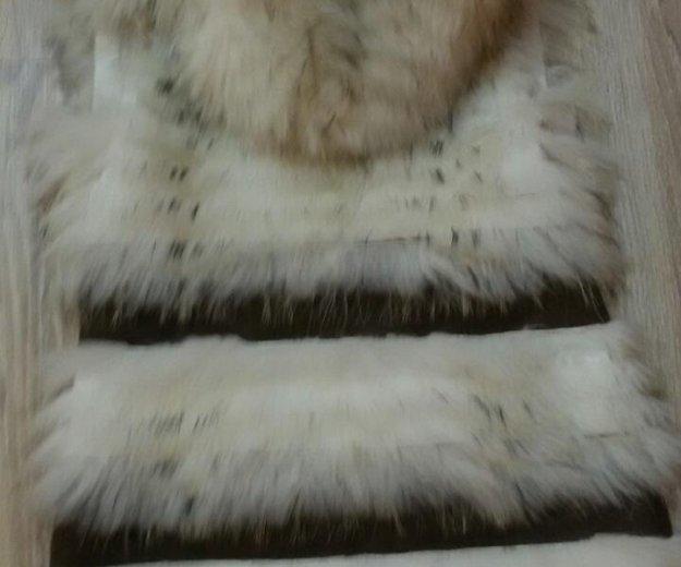 Желетка меховая женская. Фото 2. Видное.