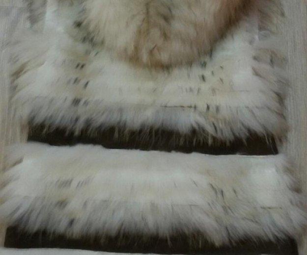 Желетка меховая женская. Фото 3. Видное.