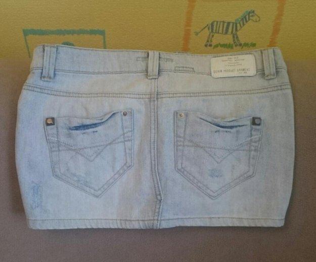 Юбка джинсовая. Фото 2. Люберцы.