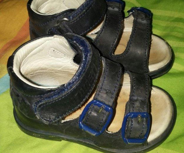 Ортопедические сандали минимен. Фото 1.