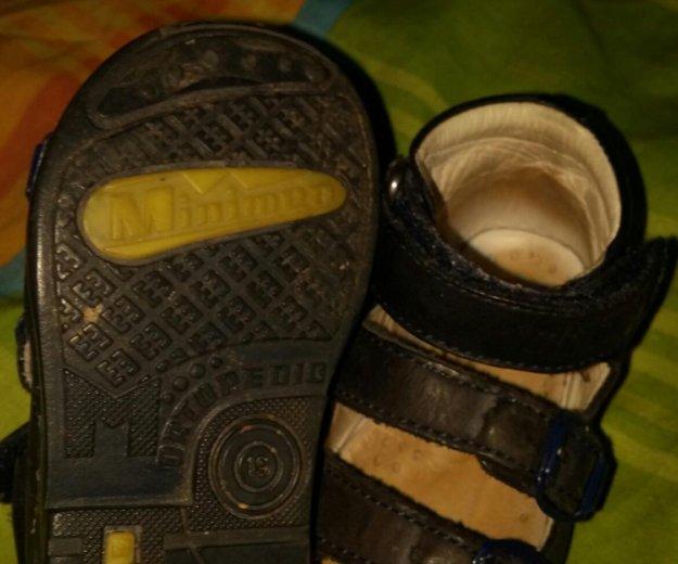 Ортопедические сандали минимен. Фото 2.