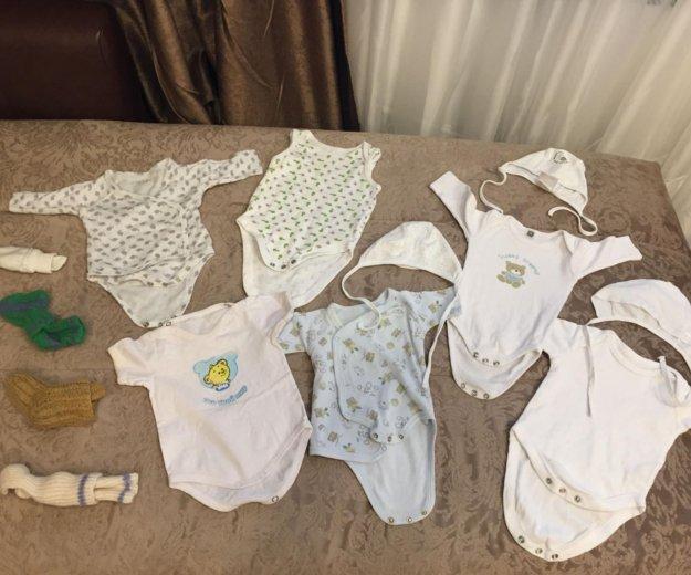 Вещи для новорождённой. Фото 4. Москва.