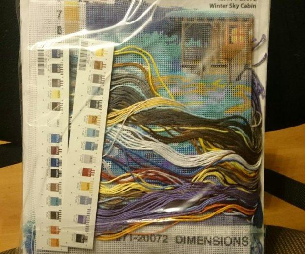 Dimensions. набор для вышивания в технике гобелен. Фото 2. Москва.