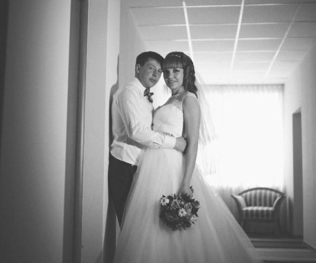 Свадебное платье. Фото 2. Новотроицк.