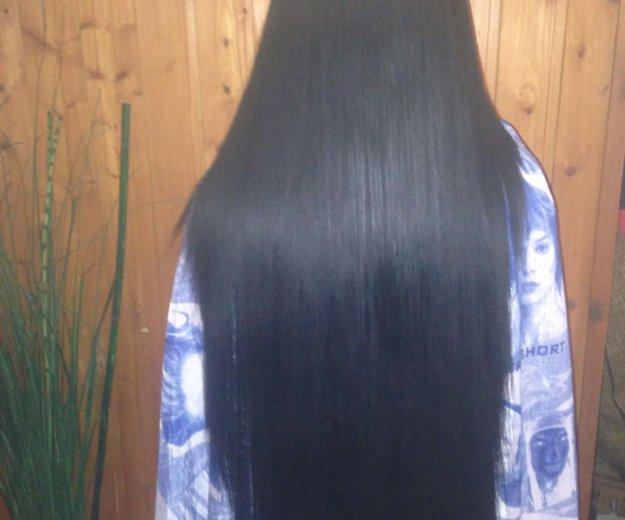 Кератирование волос. Фото 3. Сочи.