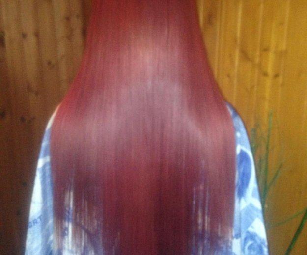 Кератирование волос. Фото 2. Сочи.