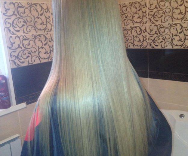 Кератирование волос. Фото 1. Сочи.