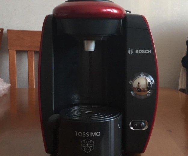 Отличный подарок🎁 кофемашина bosh tassimo. Фото 1. Москва.
