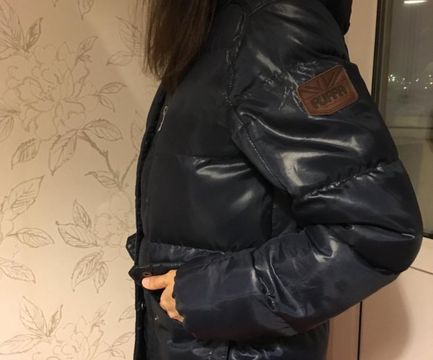 Куртка puffa. Фото 3. Санкт-Петербург.