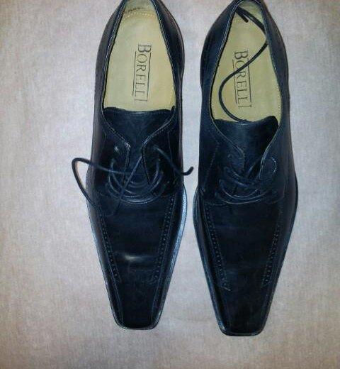 Туфли итальянские borelli. Фото 4. Владивосток.