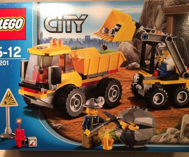 Конструктор lego 4201 погрузчик и самосвал. Фото 3. Москва.